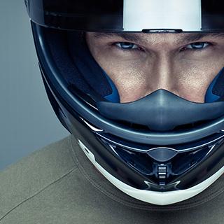 bachmaier helmet Motorrad Gehörschutz