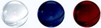 bachmaier Otoplastiken, Werkstoff starr Acrylat 3D, Farbauswahl